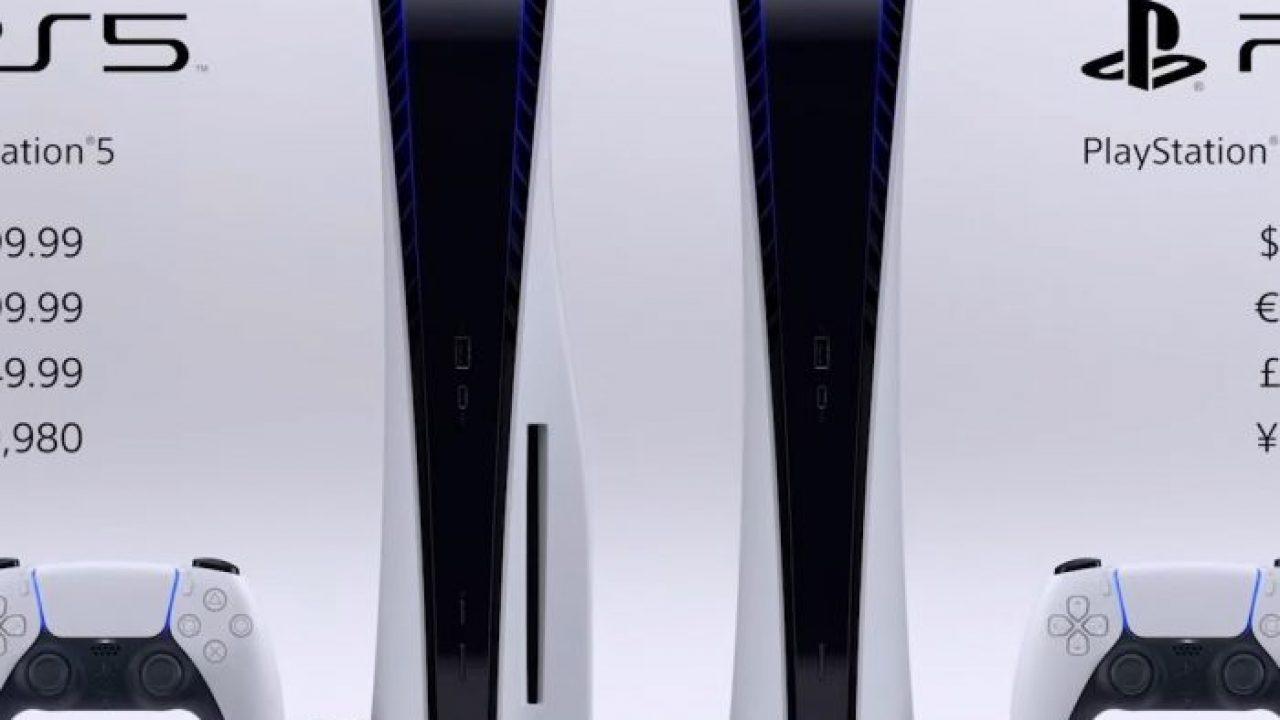 Playstation 5 Is Coming On November 12 For 500 Null Gcytek